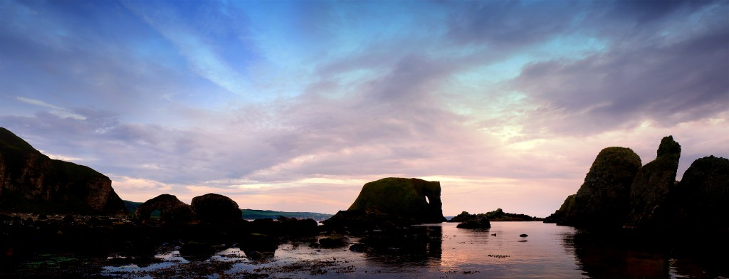 Elephant Rock in Northern Ireland