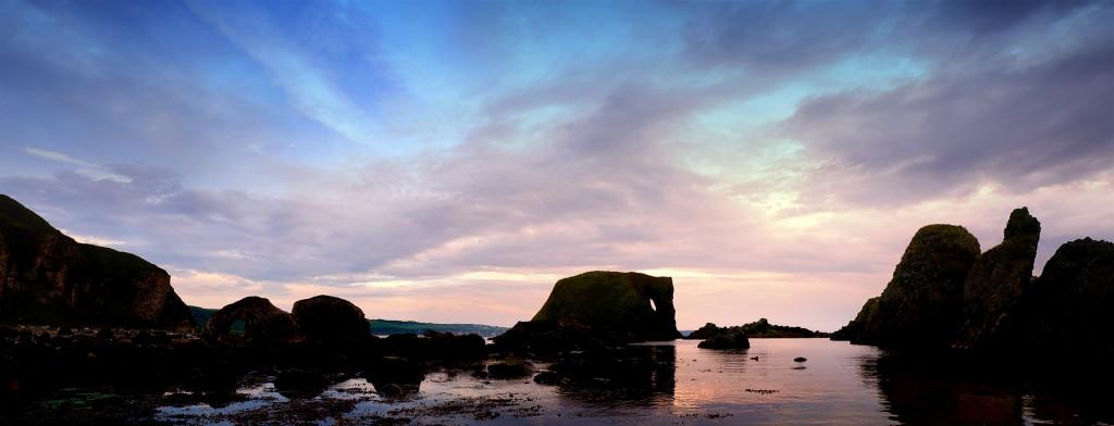 Elephant Rock in Northern Ireland